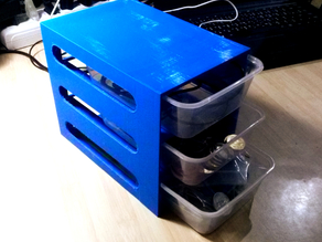 Stackable Drawer System