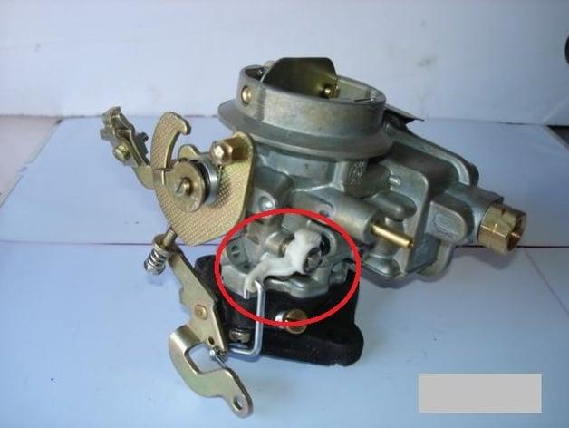 holley accelerator pump cam