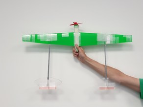 Electric powered Glider