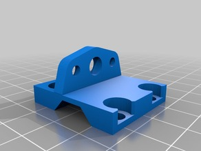 Wanhao i3 BL Touch Mount