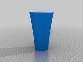 My 3 vase, made in SketchUp.