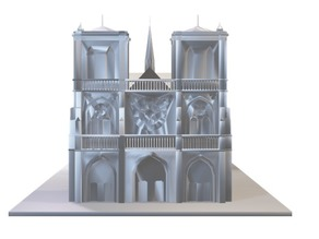 notre dame in all files