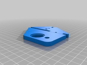 CTC i3 Pro B Z Axis Top Mount