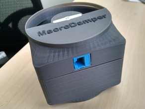 MacroDamper for the HeaterMeter Project