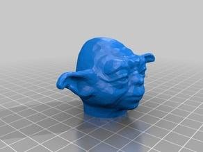PEZ Yoda Head