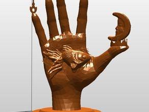 The Hand of the Master Mason