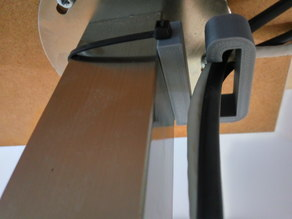 Cable management zip tie
