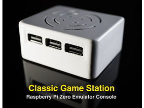 Classic Game Station