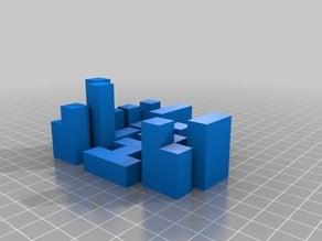 4x4x4 puzzle