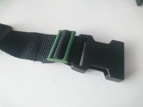 Strap adjuster / stop buckle for 32mm strap