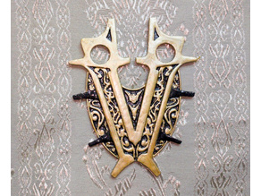 Vampire Council Medallion (What We Do in the Shadows)