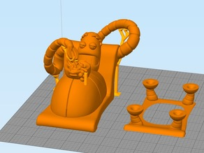 Easier Print -  Hedonist Robot from Futurama