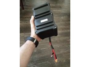 18650 Battery Box for VRUZEND kit 2.0