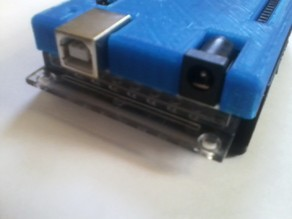 Case for Arduino Uno With Baseplate