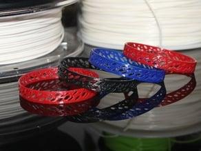 Flexible NinjaFlex Bracelet