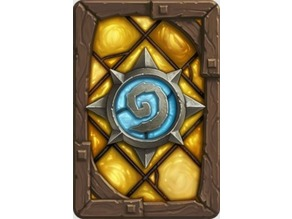 Fireside Gathering Hearthstone Card Back
