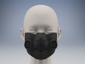 Breathing mask