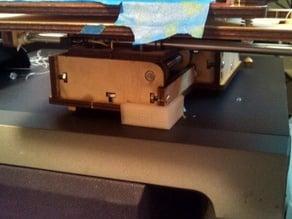 Printrbot Jr. Base Corner Pieces
