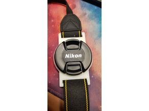 Nikon D3400 Cap Holder (55mm)