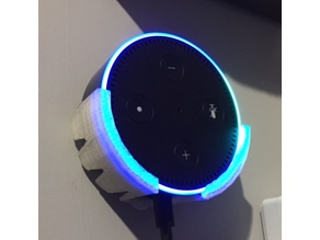 Echo Dot Wall Cradle