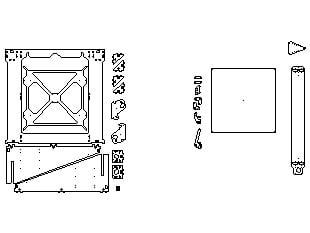 prusa i3 XL aluminum frame w/ aluminum gantry