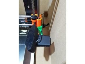 Prusa mk2 Z-axis Camera Holder