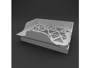 Sponge / Soap holder triangle