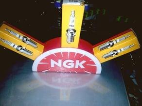 NGK 3 spark plug holder