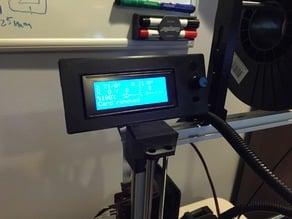 RepRap Wilson Discount LCD Case & Mount
