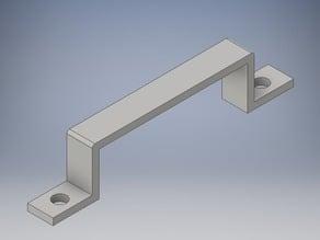 Pneumatic Control Module Mounting Bar