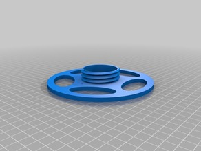 Thin Spool for sample filaments