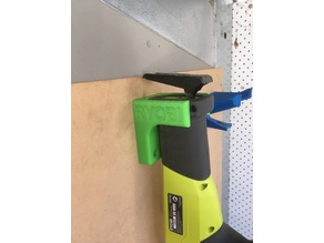 Ryobi Reciprocating Saw Wall Hanger