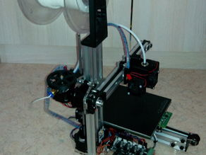 Spool holder for IndieLC (handle)