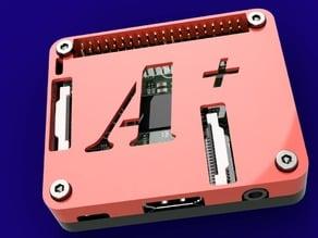 Raspberry Pi A+ Case Beta