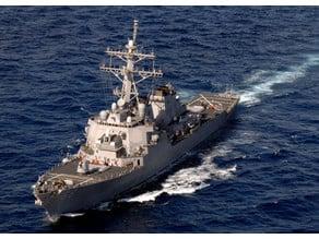 USS John Paul Jones DDG-53/USS The Sullivans DDG-68