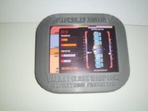 warp core control panel