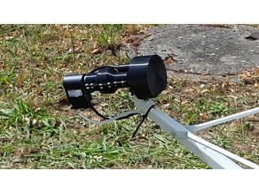 Patch Feed LNB Adapter - QO100 - Oscar 100