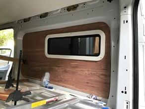 CR Laurence Van Window VW1033 Template