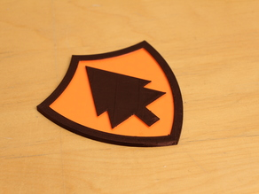 Firewatch badge / sign