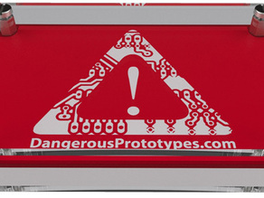 Dangerous Prototypes - Sick of Beige Templates