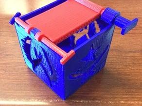 Puzzle Cube Case