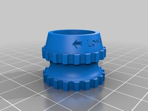 Anycubic Kossel Linear Bed Levelers