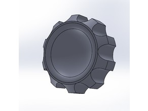 Prusa lcd knob