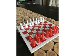 Full Chess Set