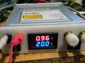 CD-R/CD-RW Box ajustable power source
