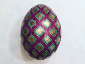 Six Eggbot Tesselations