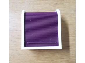Little box with sliding lid