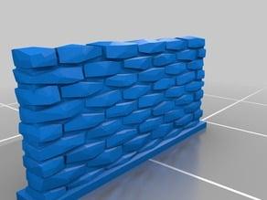 My Customized Stone Wall 2