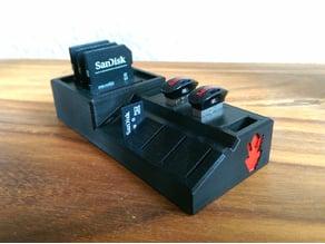 SD / USB Holder