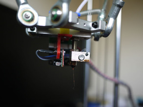 IR sensor mount for Geeetech G2S Pro